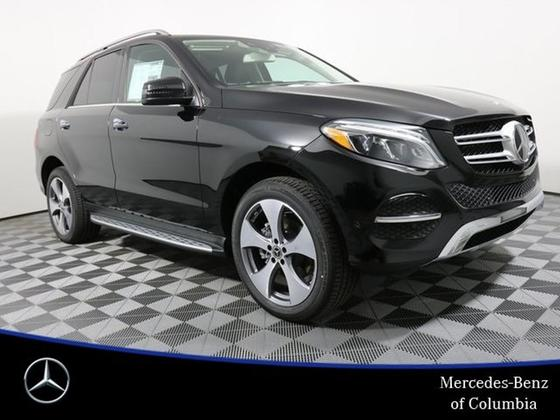 2018 Mercedes-Benz GLE-Class :18 car images available