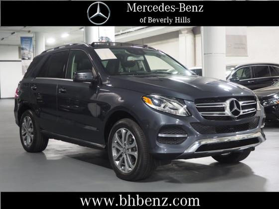 2016 Mercedes-Benz GLE-Class :19 car images available