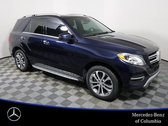 2016 Mercedes-Benz GLE-Class :23 car images available
