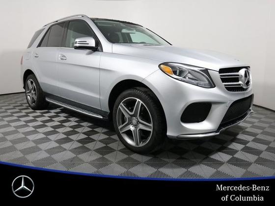 2016 Mercedes-Benz GLE-Class :17 car images available