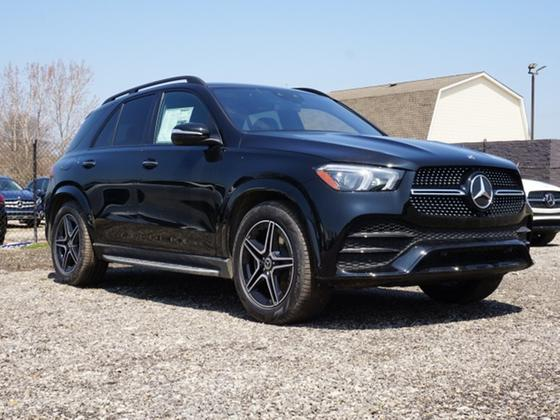 2020 Mercedes-Benz GLE-Class :16 car images available