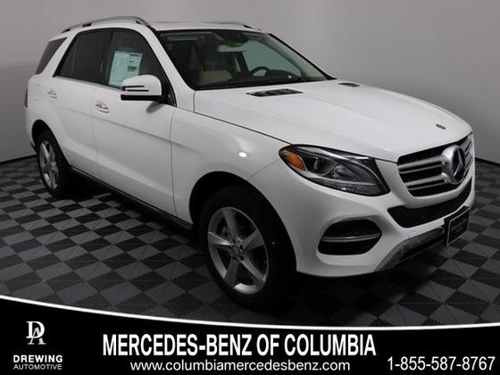 2017 Mercedes-Benz GLE-Class GLE350 4Matic:16 car images available