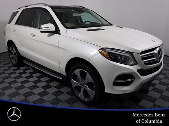 2017 Mercedes-Benz GLE-Class GLE350 4Matic:17 car images available