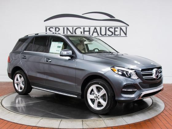 2018 Mercedes-Benz GLE-Class GLE350 4Matic:21 car images available