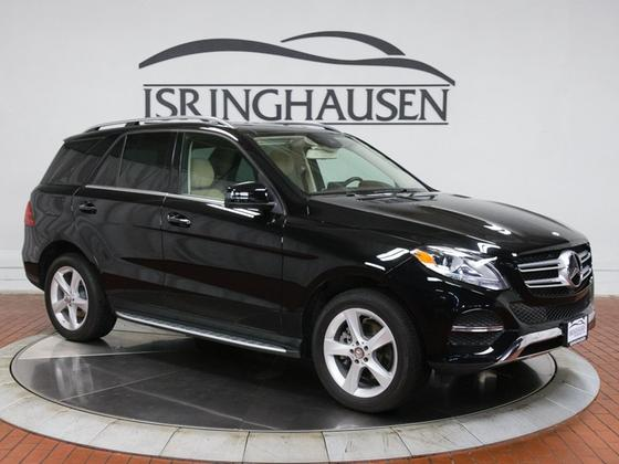 2016 Mercedes-Benz GLE-Class GLE350 4Matic:23 car images available