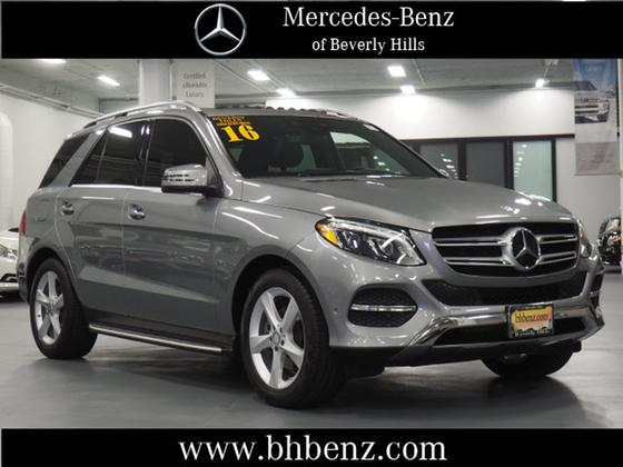 2016 Mercedes-Benz GLE-Class GLE350 4Matic:19 car images available