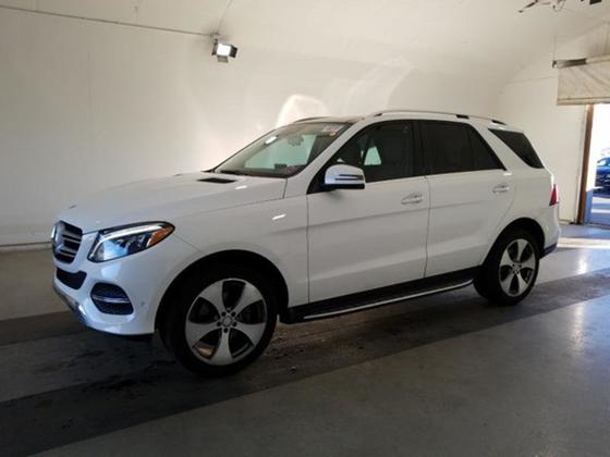 2016 Mercedes-Benz GLE-Class GLE350 4Matic:3 car images available