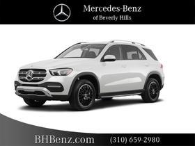 2020 Mercedes-Benz GLE-Class GLE350 4Matic : Car has generic photo