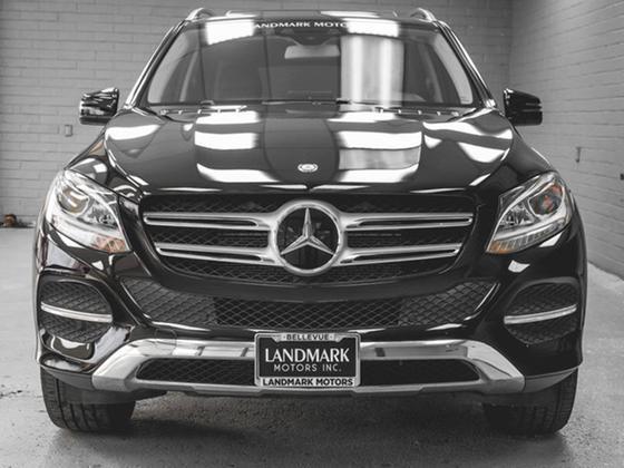 2016 Mercedes-Benz GLE-Class GLE350 4Matic