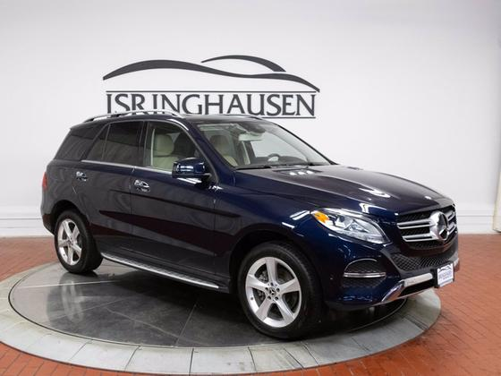2017 Mercedes-Benz GLE-Class GLE350 4Matic:21 car images available