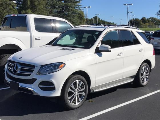 2016 Mercedes-Benz GLE-Class GLE350:3 car images available