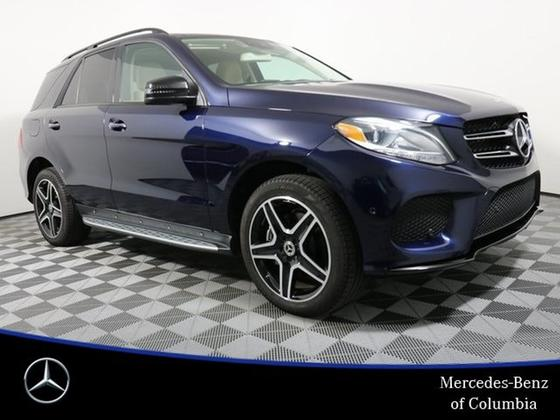 2018 Mercedes-Benz GLE-Class GLE350:18 car images available