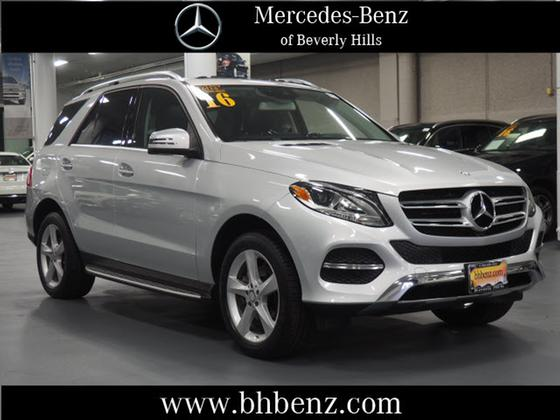 2016 Mercedes-Benz GLE-Class GLE350:19 car images available