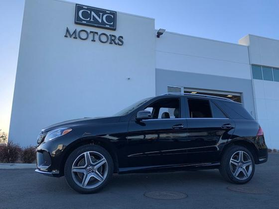 2017 Mercedes-Benz GLE-Class GLE350:7 car images available