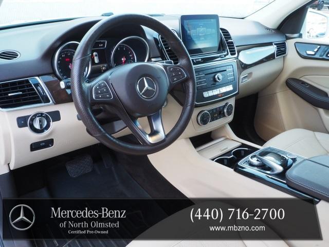 2018 Mercedes-Benz GLE-Class GLE350
