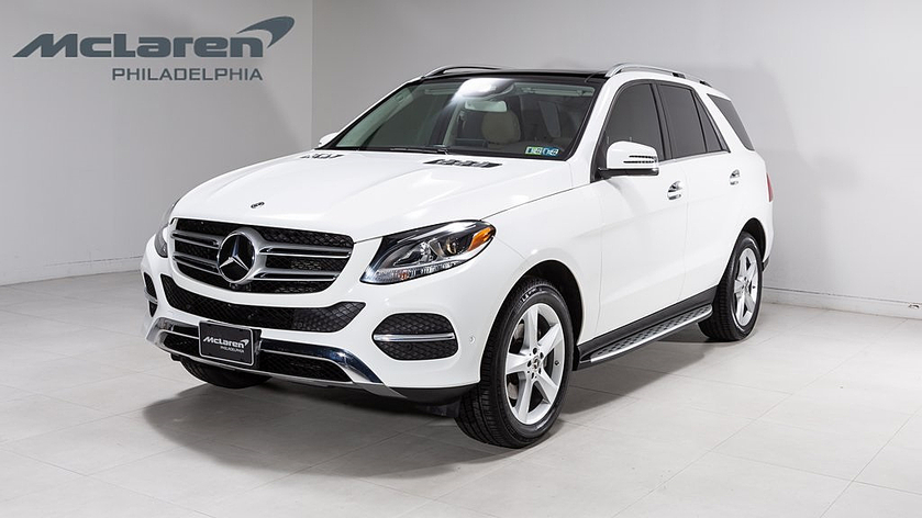 2018 Mercedes-Benz GLE-Class GLE350:22 car images available