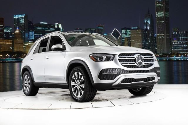 2021 Mercedes-Benz GLE-Class GLE350:24 car images available