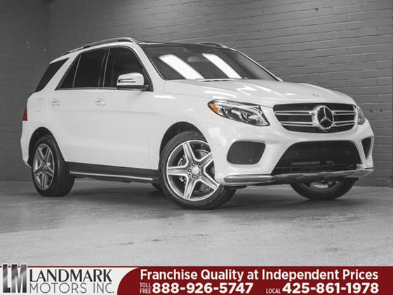 2016 Mercedes-Benz GLE-Class GLE400 4Matic:24 car images available