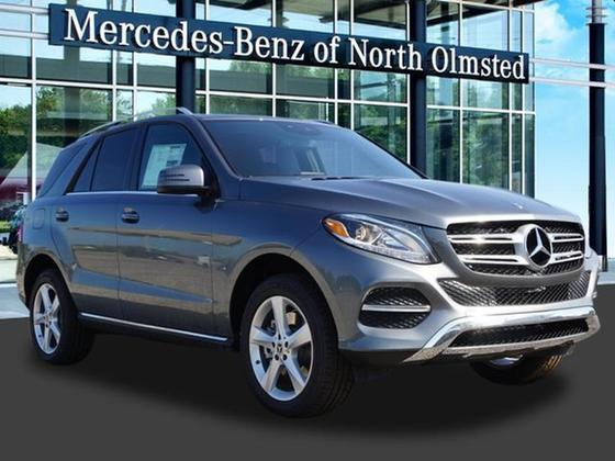 2019 Mercedes-Benz GLE-Class GLE400:16 car images available