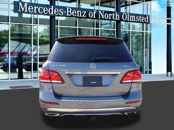 2019 Mercedes-Benz GLE-Class GLE400