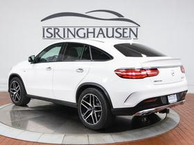 2017 Mercedes-Benz GLE-Class GLE43 AMG