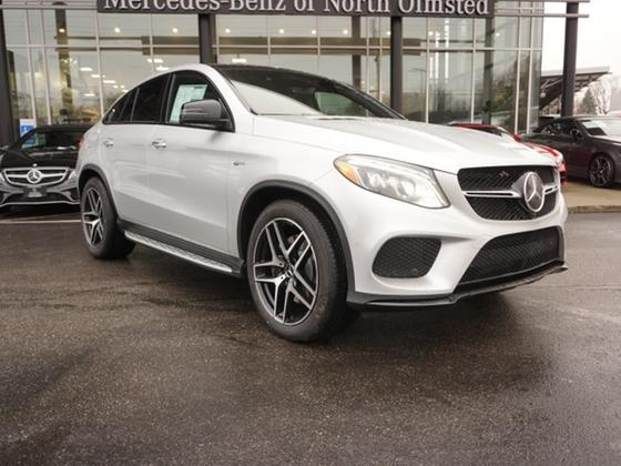 2019 Mercedes-Benz GLE-Class GLE43 AMG:16 car images available