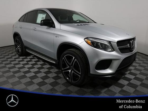 2019 Mercedes-Benz GLE-Class GLE43 AMG:17 car images available