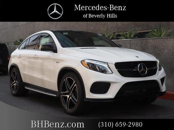 2019 Mercedes-Benz GLE-Class GLE43 AMG:11 car images available