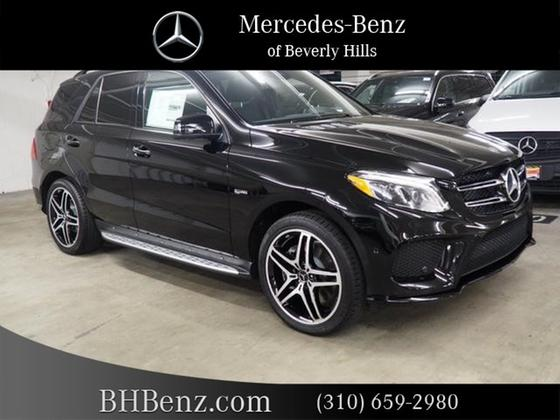 2019 Mercedes-Benz GLE-Class GLE43 AMG:10 car images available