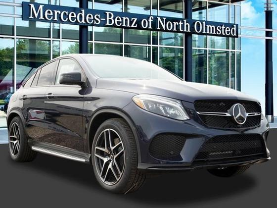 2019 Mercedes-Benz GLE-Class GLE43 AMG:20 car images available