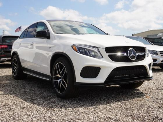2019 Mercedes-Benz GLE-Class GLE43 AMG