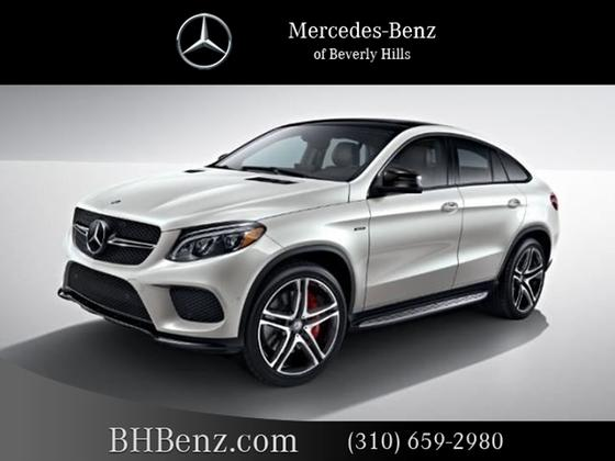 2019 Mercedes-Benz GLE-Class GLE43 AMG : Car has generic photo