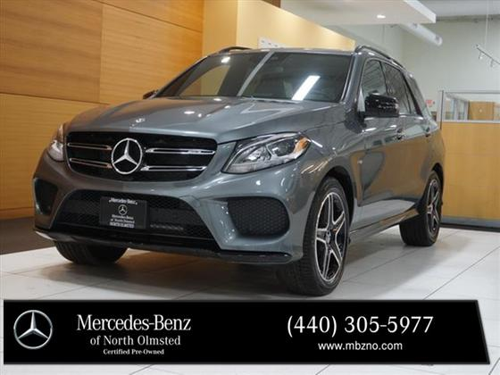 2019 Mercedes-Benz GLE-Class GLE43 AMG:24 car images available