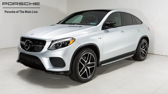 2019 Mercedes-Benz GLE-Class GLE43 AMG:22 car images available