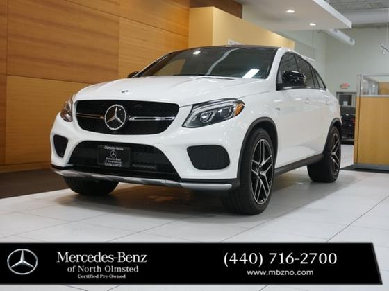 2018 Mercedes-Benz GLE-Class GLE43 AMG:24 car images available
