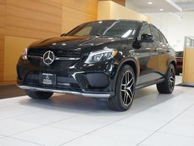 2018 Mercedes-Benz GLE-Class GLE43 AMG