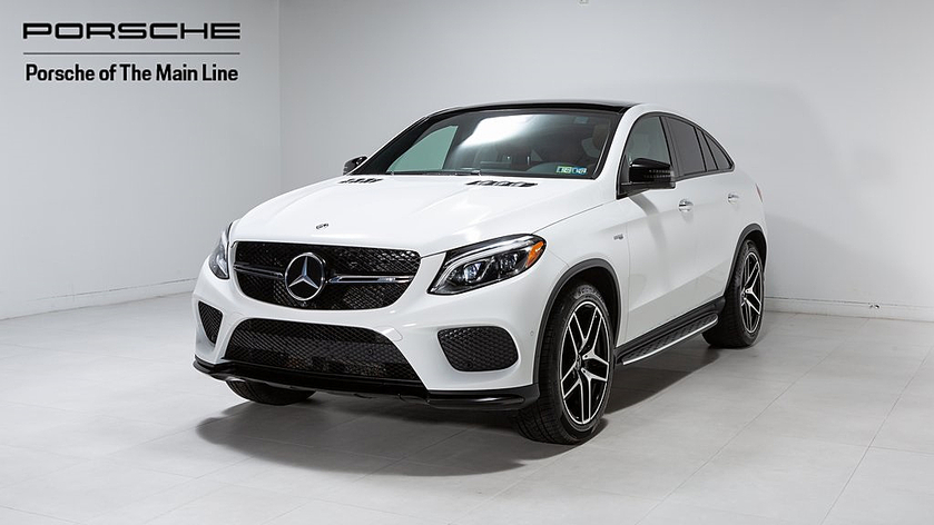 2019 Mercedes-Benz GLE-Class GLE43 AMG:21 car images available