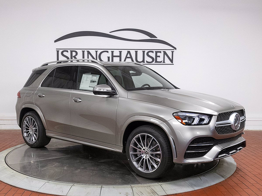 2021 Mercedes-Benz GLE-Class GLE450 4Matic:20 car images available