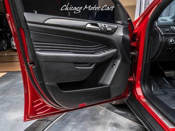 2016 Mercedes-Benz GLE-Class GLE450 AMG