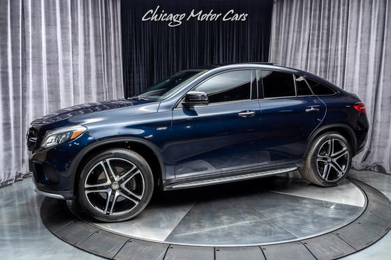 2016 Mercedes-Benz GLE-Class GLE450 AMG:24 car images available