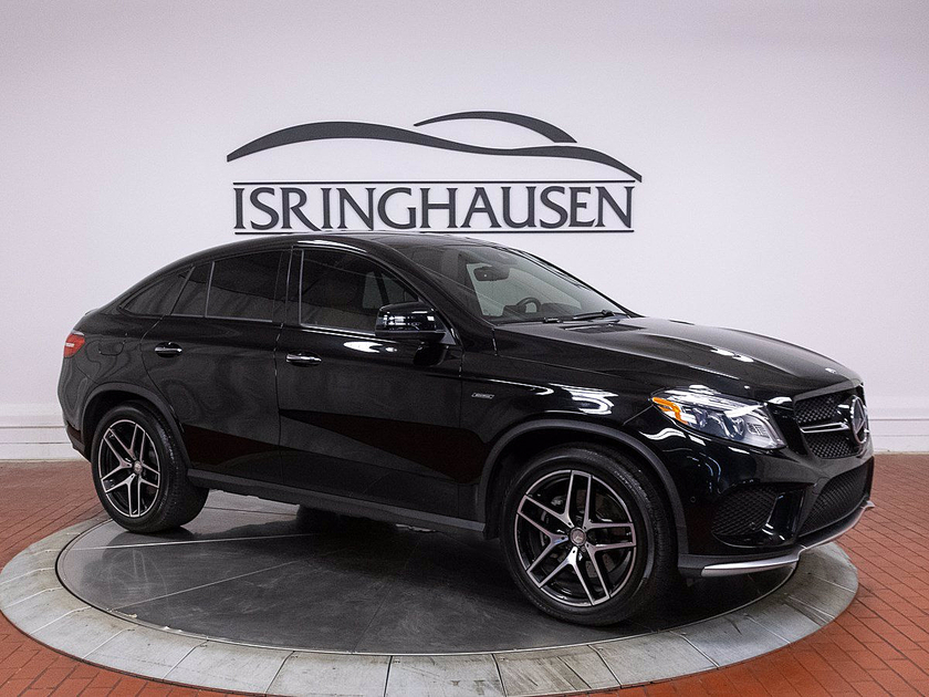 2016 Mercedes-Benz GLE-Class GLE450 AMG:19 car images available