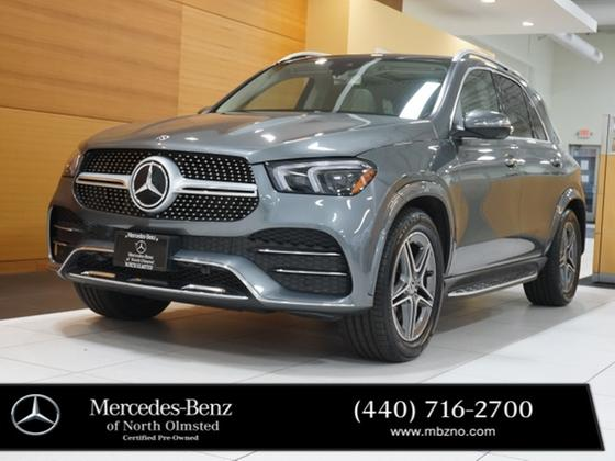 2020 Mercedes-Benz GLE-Class GLE450:24 car images available