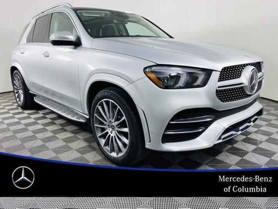 2021 Mercedes-Benz GLE-Class GLE450:24 car images available