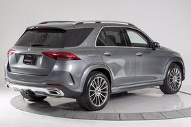 2020 Mercedes-Benz GLE-Class GLE450