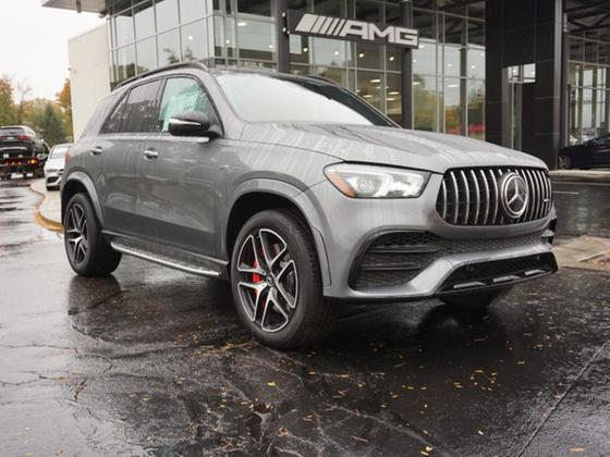 2021 Mercedes-Benz GLE-Class GLE53 AMG:20 car images available