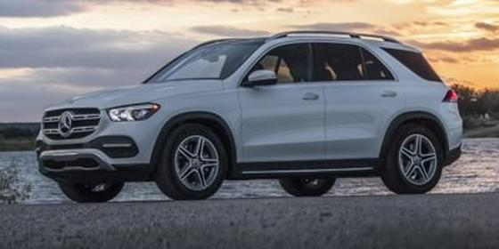 2020 Mercedes-Benz GLE-Class GLE580 4Matic : Car has generic photo