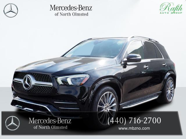 2021 Mercedes-Benz GLE-Class GLE580:16 car images available