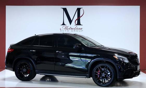 2016 Mercedes-Benz GLE-Class GLE63 AMG S:24 car images available