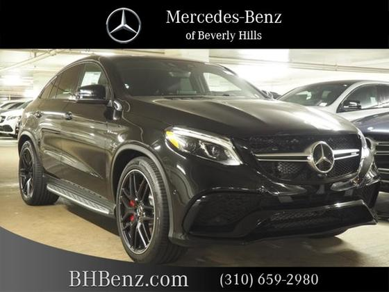 2019 Mercedes-Benz GLE-Class GLE63 AMG S:12 car images available
