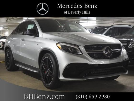 2019 Mercedes-Benz GLE-Class GLE63 AMG S